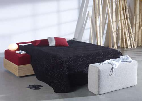 Bed Couch Hybrid: Hybrid Sofa Beds : The Palet Sofa