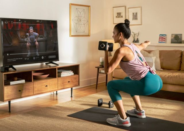 Cross-Compatible Home Workout Apps