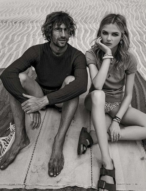 Casual Castaway Editorials