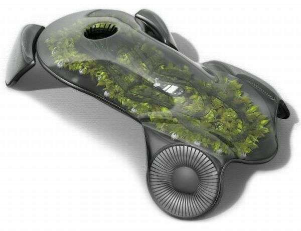 Living Cars The Photosynthesis Car