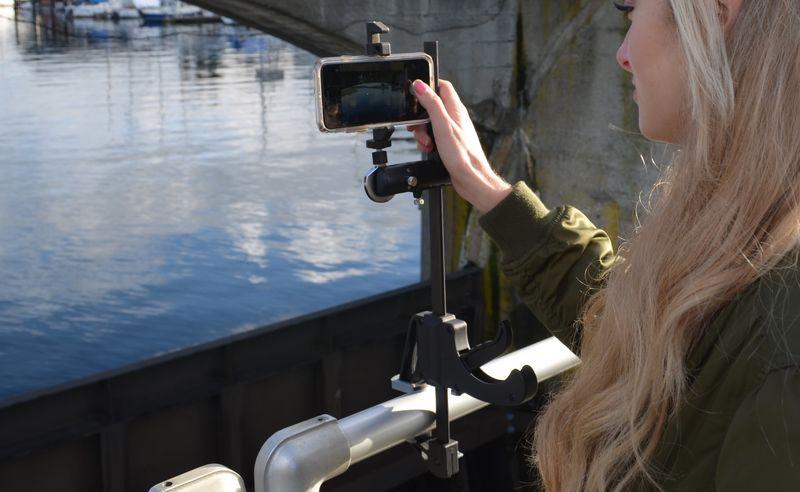 Clamp Bar Camera Mounts