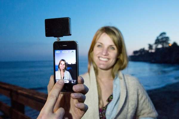 Enlightening Smartphone Spotlights