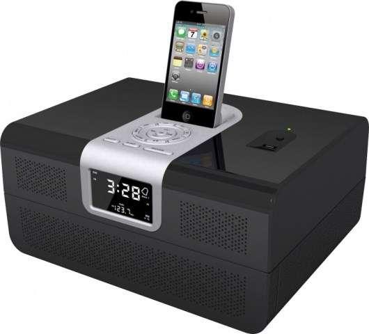 Subtle Smartphone Docking Safes