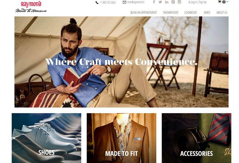 Digitized Fashion Retailers