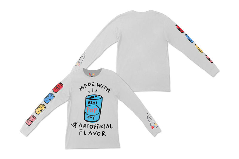 Illustrated Graphic Streetwear