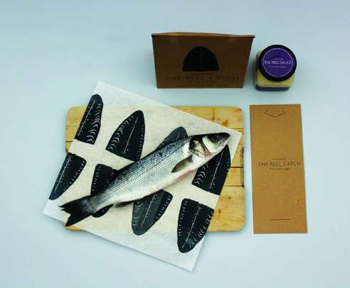 Fabulously Fresh Catch Packaging