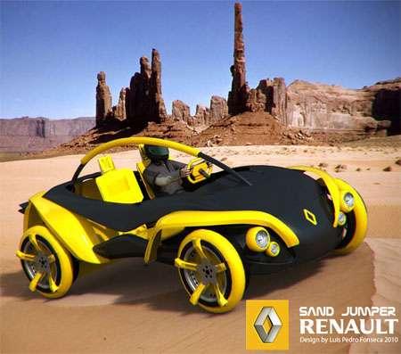 Eco Sand Cruisers