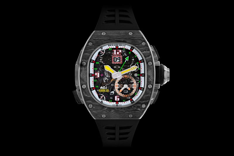 Vibrating Alarm Luxury Watches