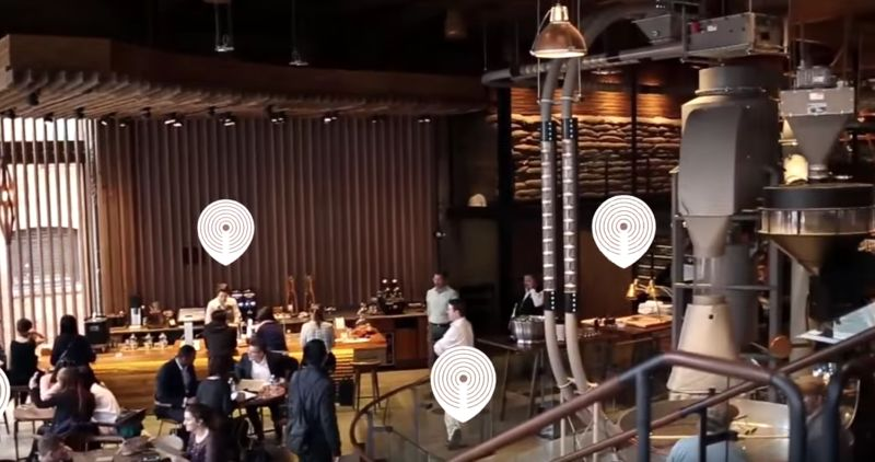 Experiential Coffee Bars