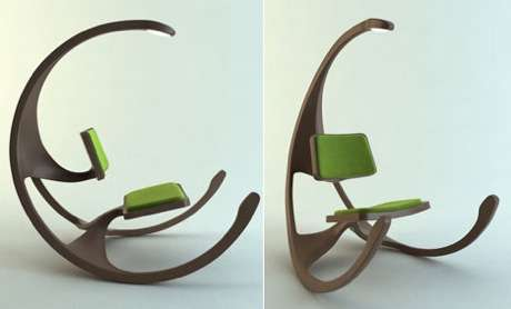 Rocking Chairs of the Future