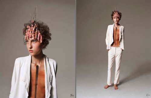 Fanciful Headpieces