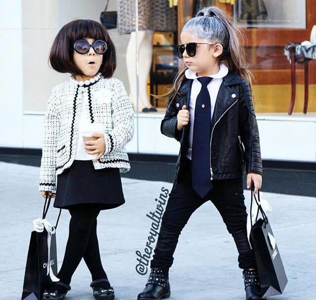 Toddler Fashionista Accounts
