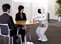 The Running Robot