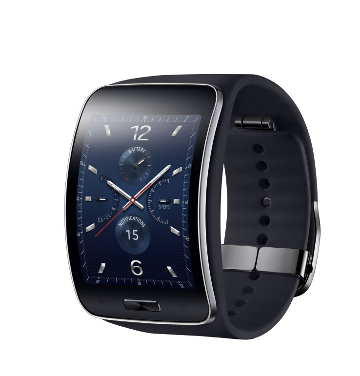 Curved 3G Smartwatches