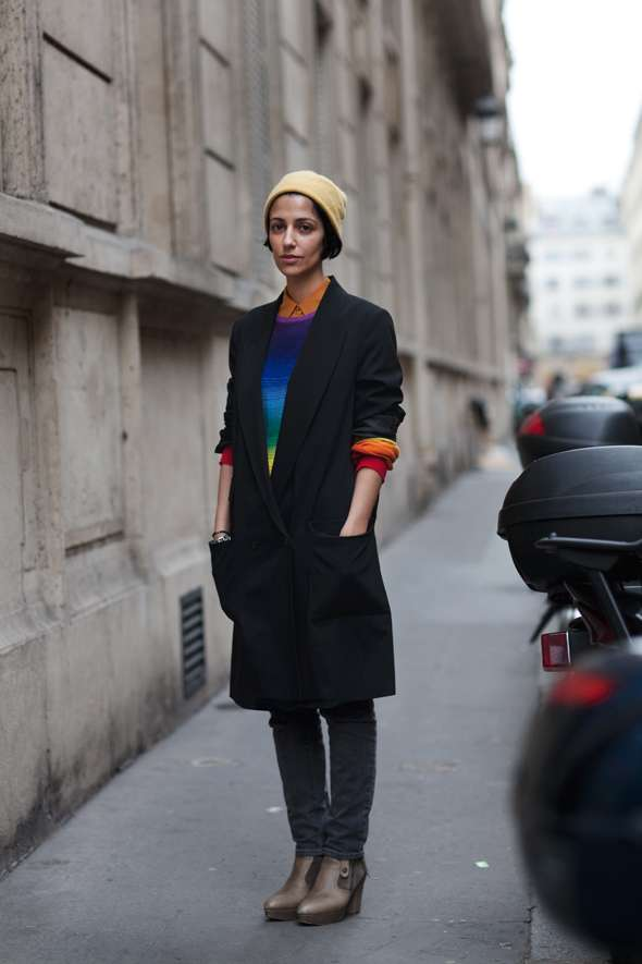 French Front Row Fashions