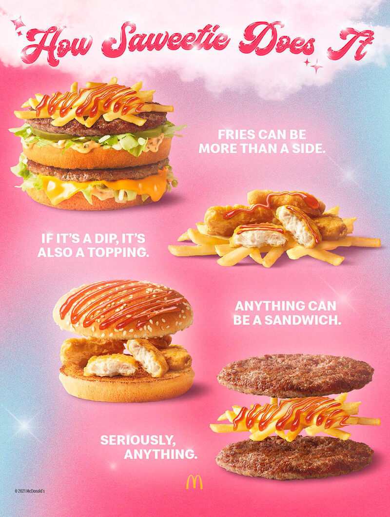 Mix-and-Match Fast Food Meals