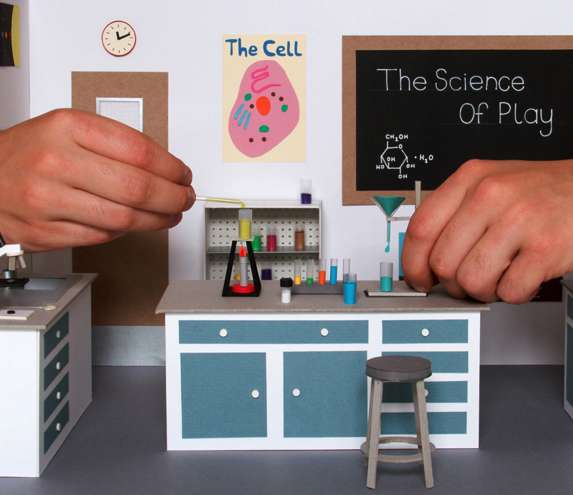Miniature Science Labs