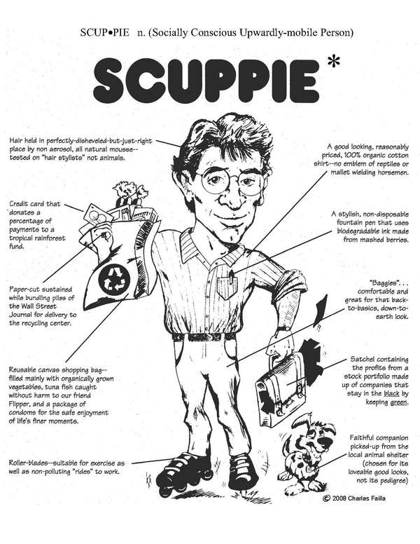 The Scuppie