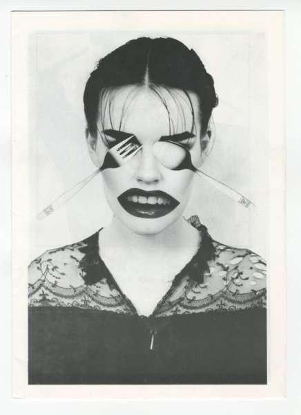 Punk Collage Art