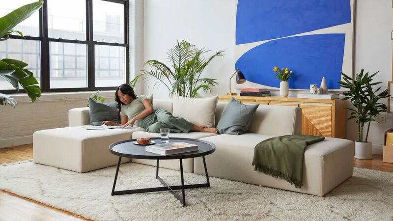 Transitional Sectional Sofas