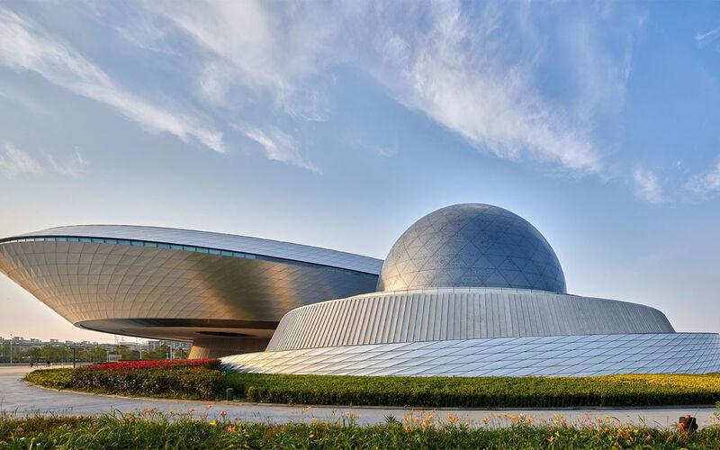 Interstellar Astronomy Museums