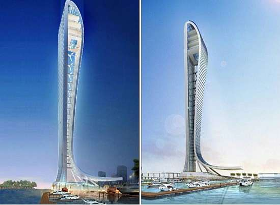 Thousand-Foot Eco Towers
