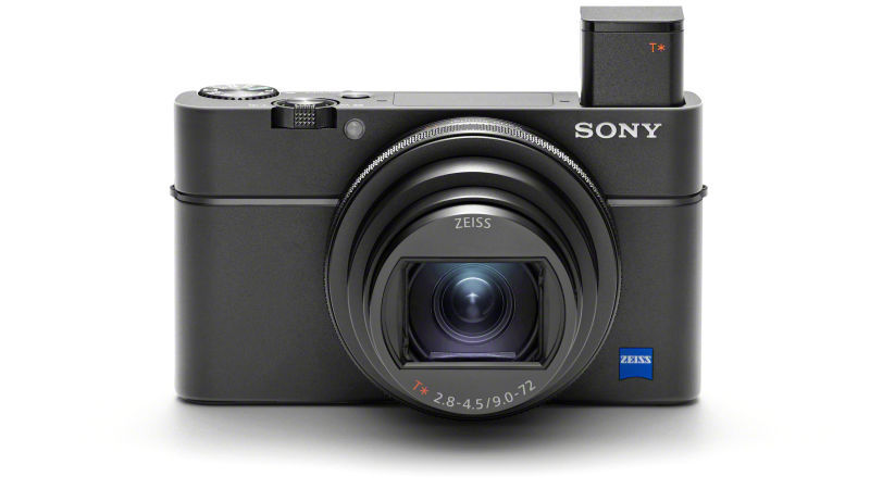 Compact Automatic Video Cameras