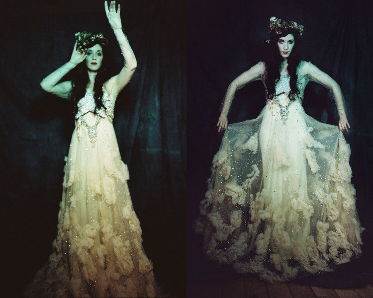 Witchy Opulence Editorials