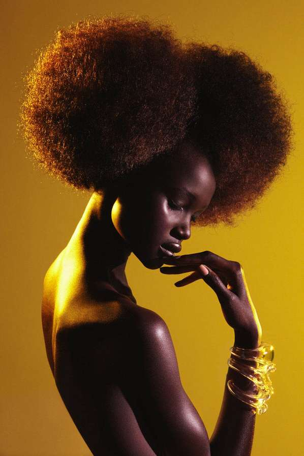 Hair Sculpture Editorials