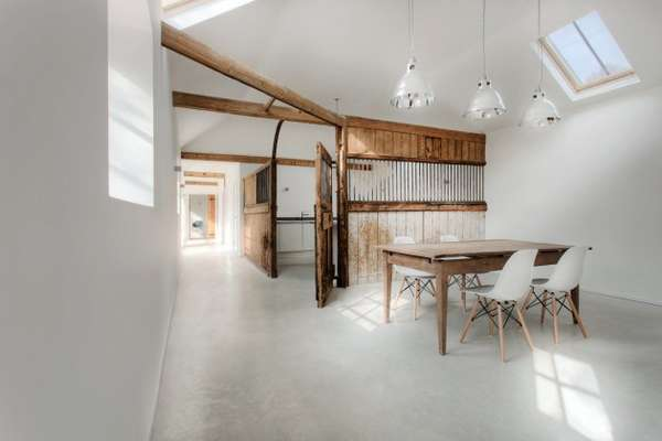 Modernized Barn Abodes
