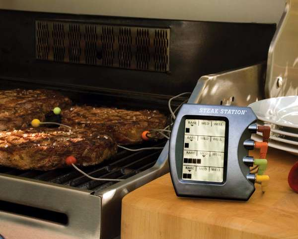 Digital Steak Monitors