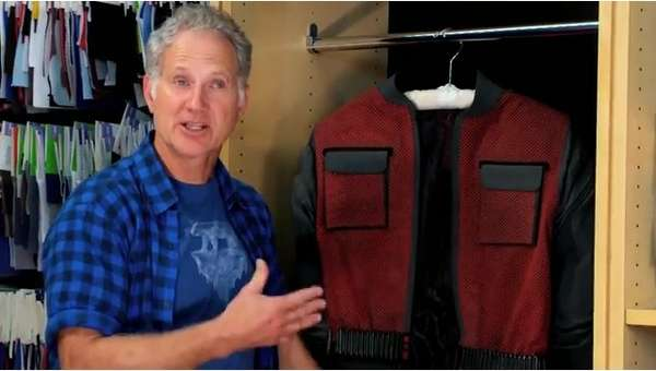 Iconic Futuristic Outerwear