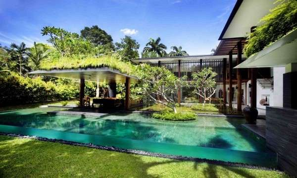 Green Jungle Abodes