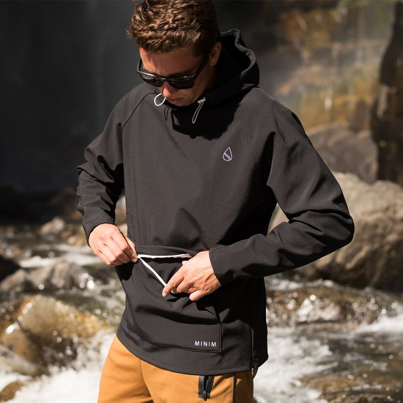 Waterproof Tech-Friendly Hoodies