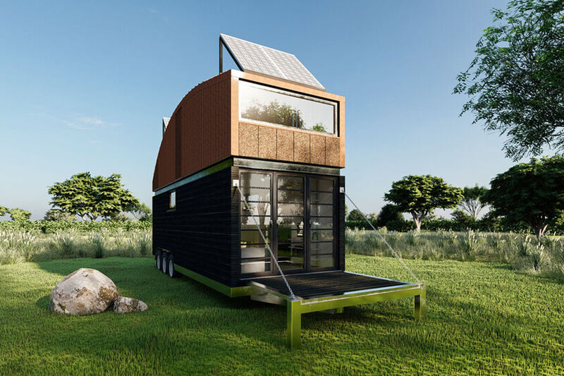 Sustainable Construction Tiny Homes