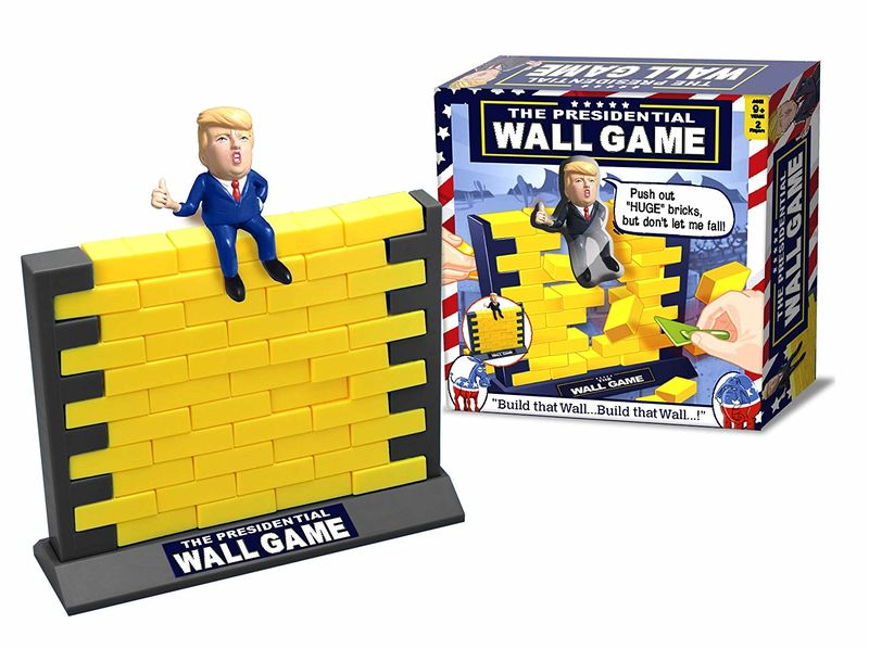 President-Inspired Board Games