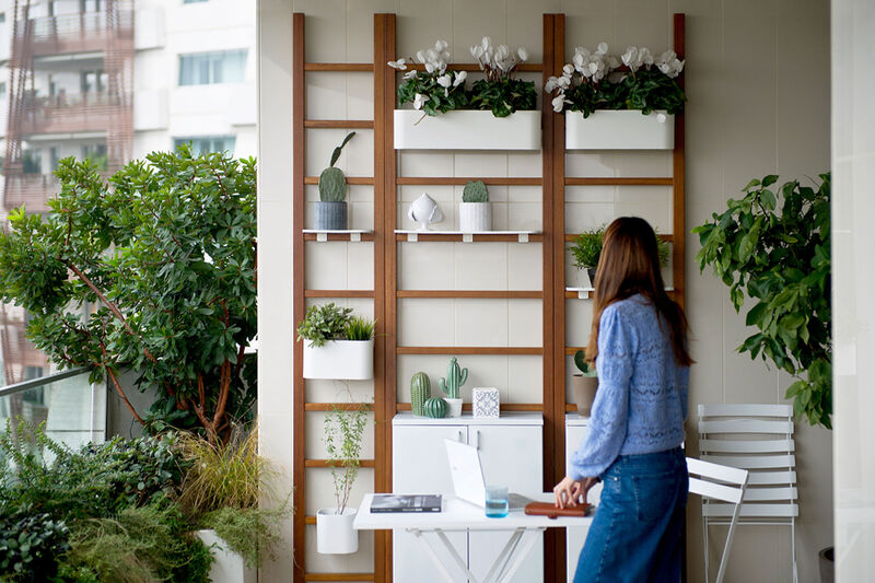 Modular Balcony Terrace Systems