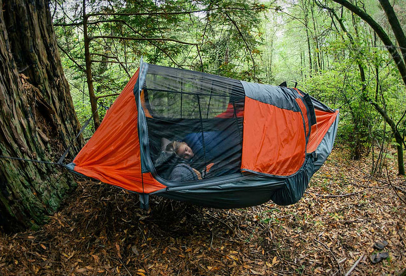 Double Hammock Tents