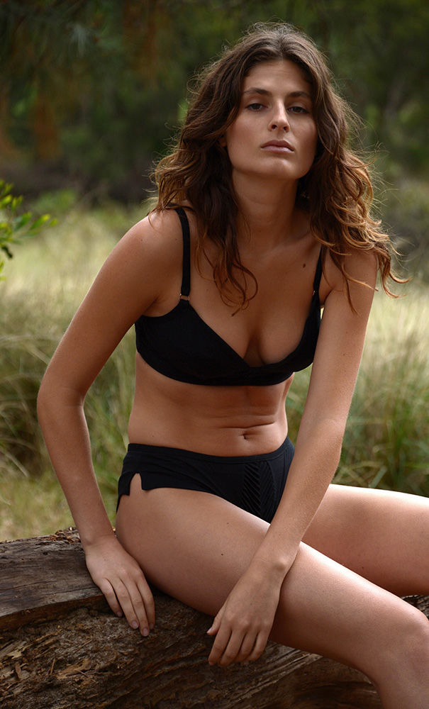 Compostable Zero-Waste Lingerie