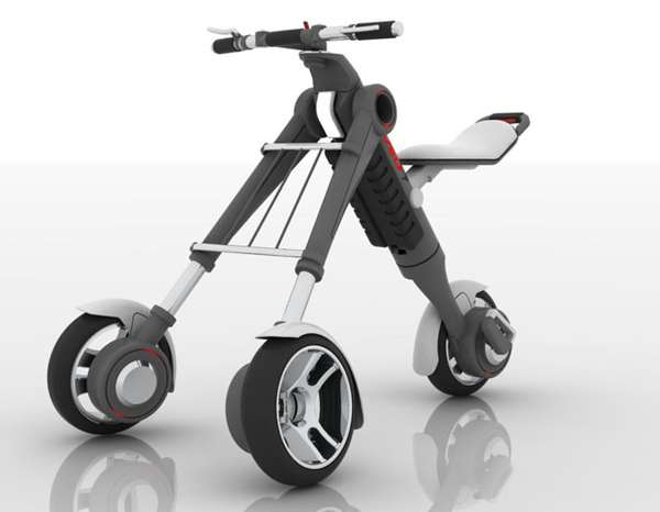 Elliptical Electric Vehicles The Veu