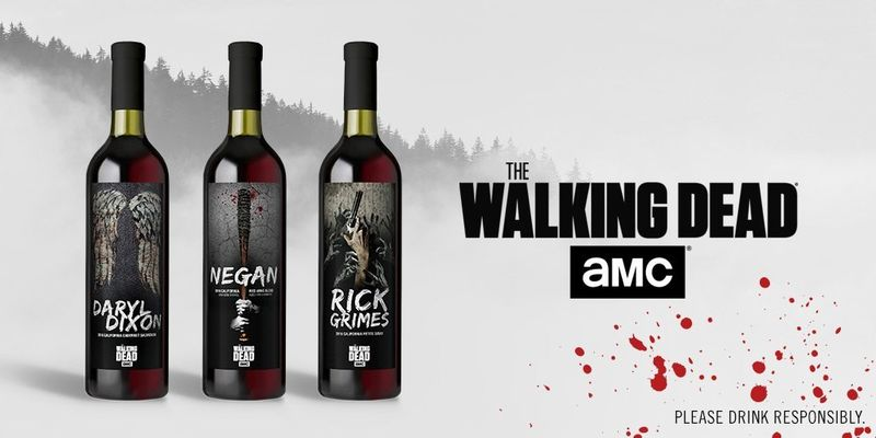 Post-Apocalyptic Wine Collections