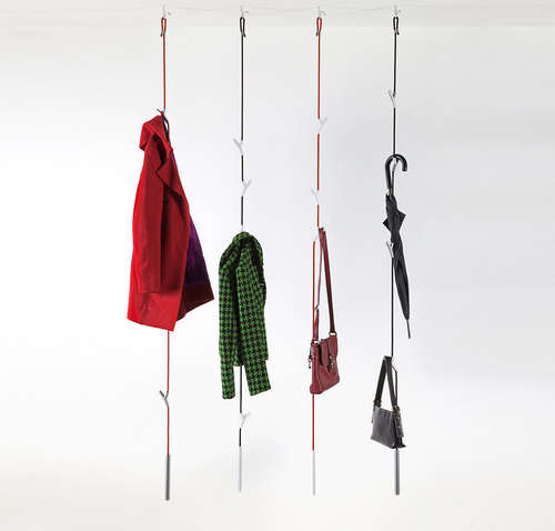 Rope-Inspired Wardrobes