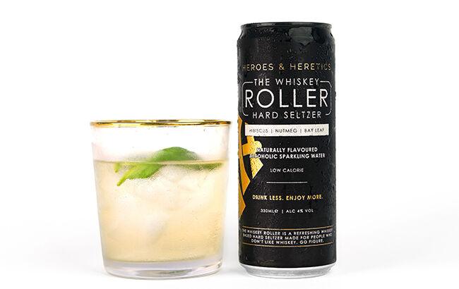 Whiskey-Based Hard Seltzers