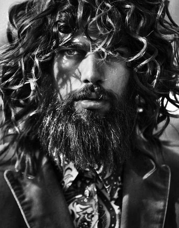 Bearded Woodsmen Editorials