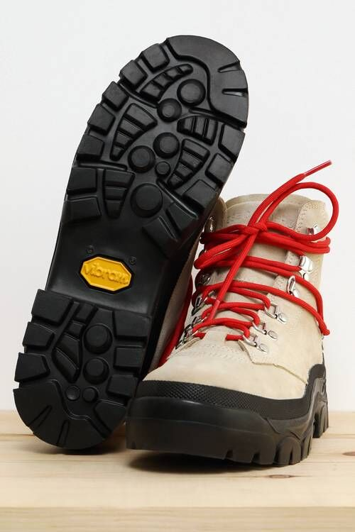 Bespoke Laced Hiking Boots