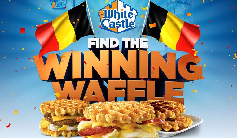 Waffle Sandwich Sweepstakes