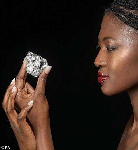 478-Carat Diamonds