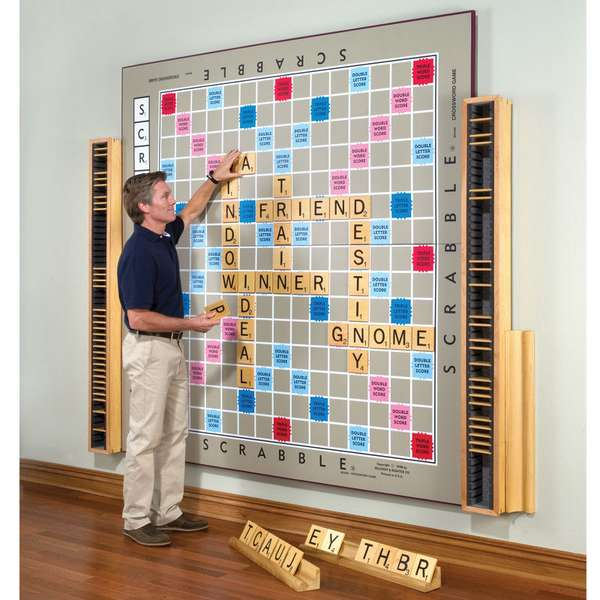 Mammoth Word Scramble Boards