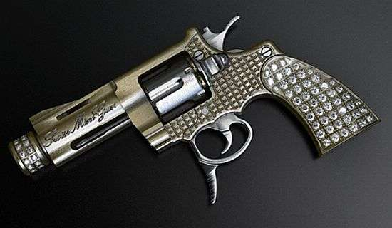 World's Smallest Gun