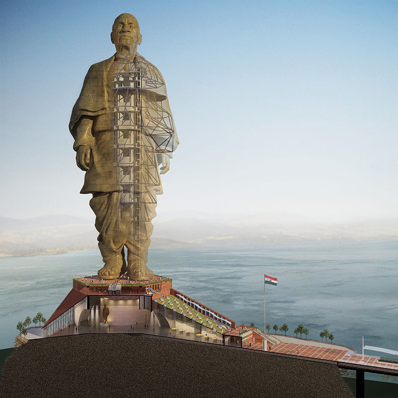 Record-Breaking Statue Designs